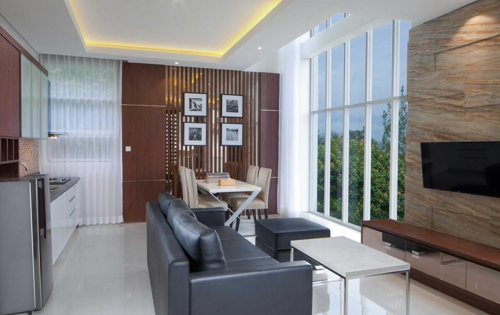 Living Room Type HARY - Villa Azcarya Batu, Jawa Timur