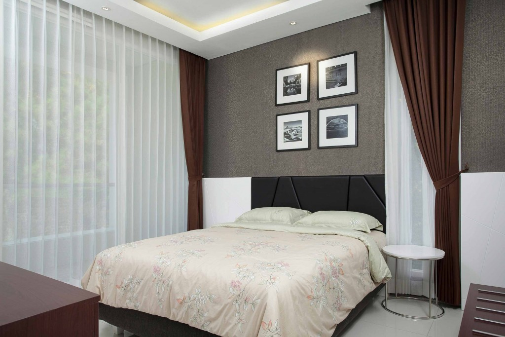 Bed Room 2 - Lantai 2 Type Harry Villa Azcarya Batu